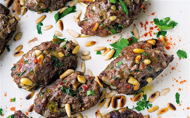 Yotam ottolenghi ebberiginal for Palestijnse keuken